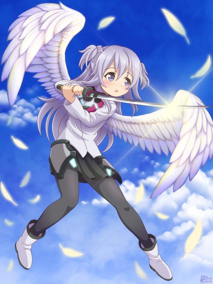 307 Best Gakusen Toshi Asterisk Images On Pinterest  Anime Girls, Animation And Anime-8267