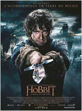 Le Hobbit : la Bataille des Cinq Armées Date de sortie 10 décembre 2014 (2h24min)  Réalisé par Peter Jackson Avec Martin Freeman, Richard Armitage, Evangeline Lilly plus Genre Action , Fantastique , Aventure Nationalité Américain , néo-zélandais