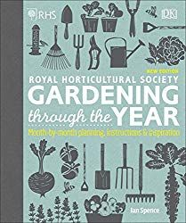 Rhs Gardening Through The Year Month By Month Planning