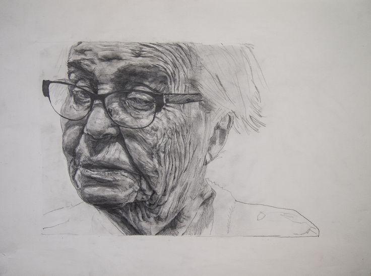 Okko Pöyliö, Novelli, osa 2, 42 x 59,4, Drawing / The Art of Basware 2014