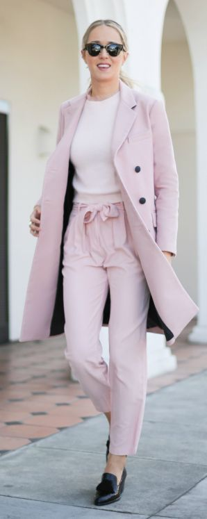 Shades Of Pink Outfit                                                                             Source
