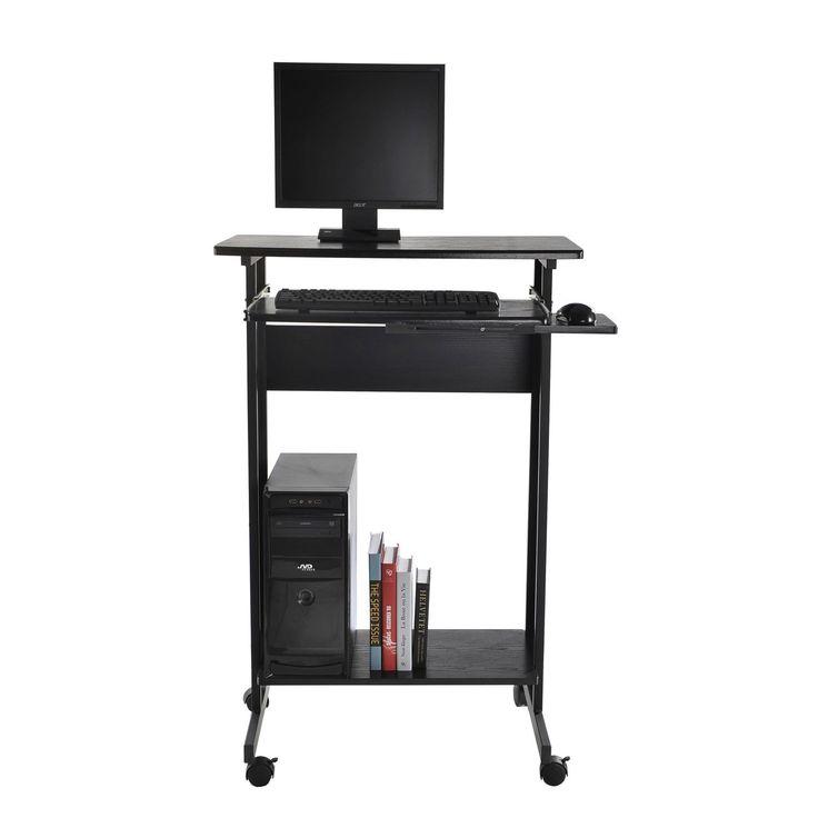 Top 10 Best Standing Desk Computer Reviews In 2017