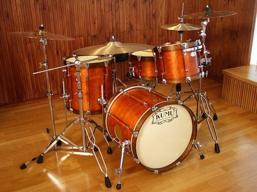 Kumu Drums - Rumpusetti