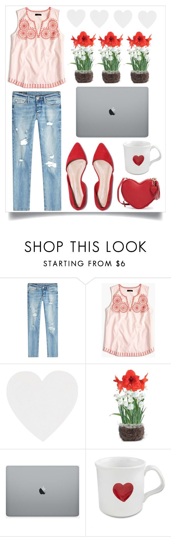 """#16"" by carolin-wm ❤ liked on Polyvore featuring True Religion, J.Crew and Williams-Sonoma"
