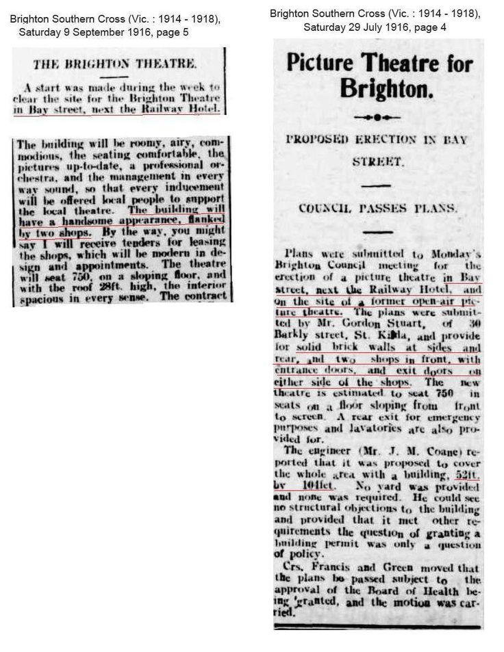 Railway Hotel & Brighton Theatre 29 July 1916.jpg