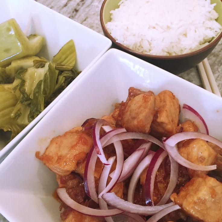 Quick Vietnamese Caramelized Pork