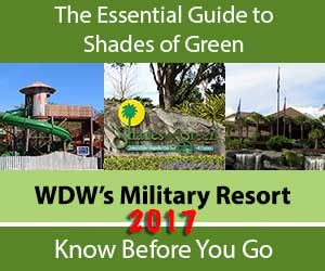 Shades of Green Resort at Walt Disney World, Orlando Florida. Military Members Can Stay At WDW For Less Cash