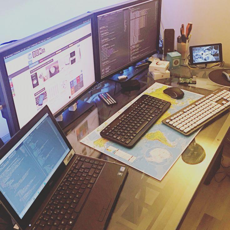 Le domo-lab en action! Code, php, css, script, bloggin