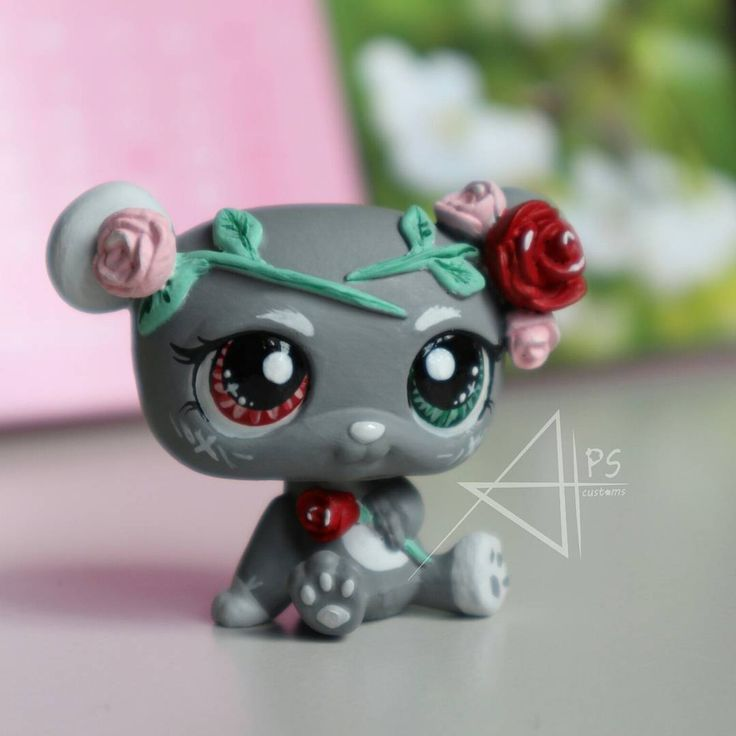 lps how to make a custom