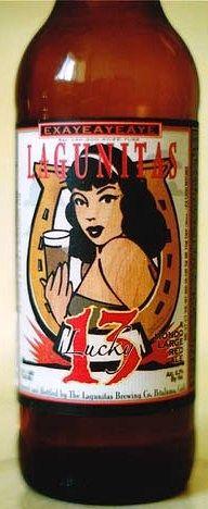 Lagunitas Lucky 13 Bottle