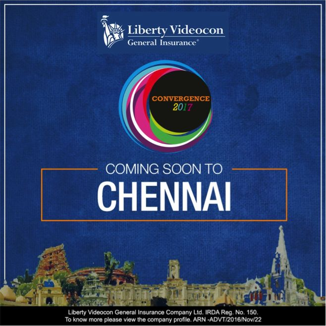 Get together with us at #Convergence2017 – Chennai! To know more details, stay tuned! pic.twitter.com/ltmCI3zCoe