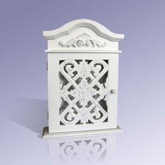Romantic key cabinet