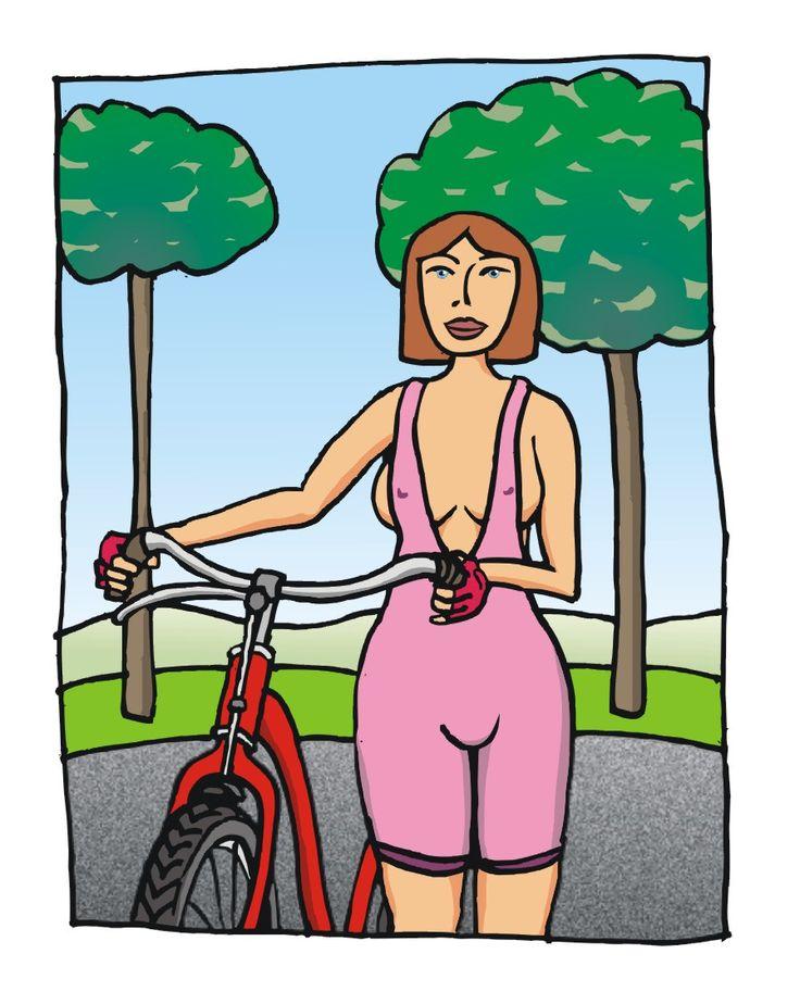bicy girl