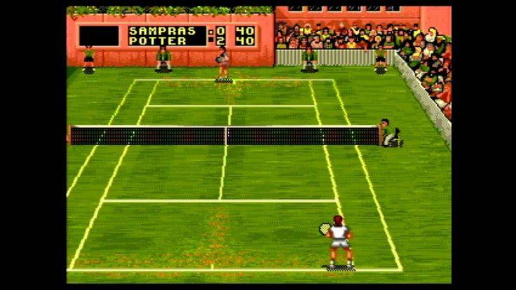Jogue Pete Sampras Tennis Mega Drive Sega Genesis online grátis em Games-Free.co: os melhores Mega Drive, SNES e NES jogos emulados no navegador de graça. Não precisa instalar ou baixar.