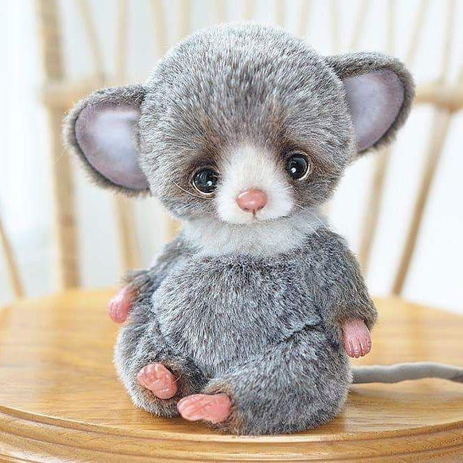 фото грустной мышки вообще почувствовала, как