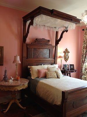 Love this bed & 143 best Half Tester Beds images on Pinterest | Antique furniture ...