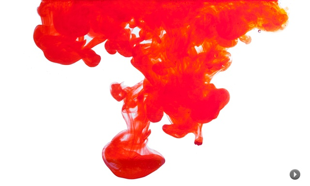 fountain pen ink—rouge