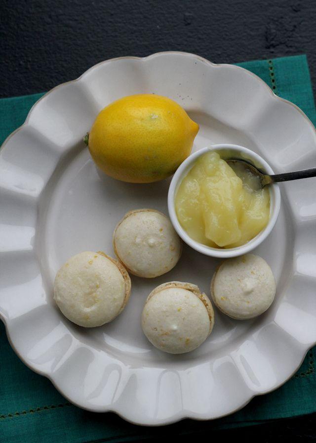 Meyer Lemon Macarons {#TheLeftoversClub}