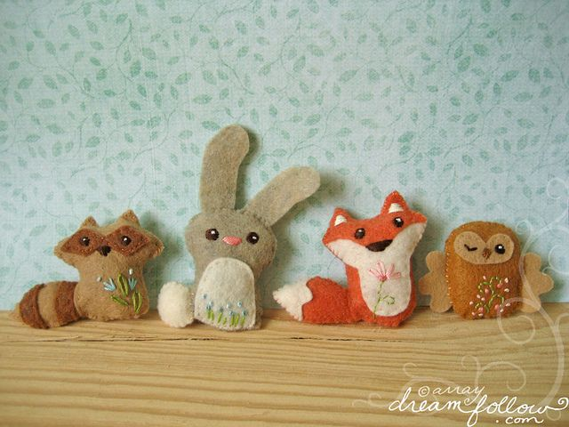 440 Best Images About Diy With Fabric Stuffed Animals On