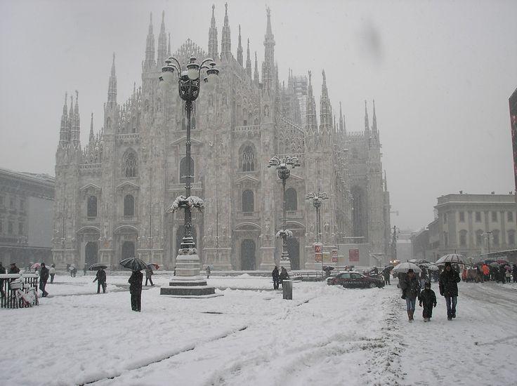 Let it Snow, Let it Snow, Let it Milano