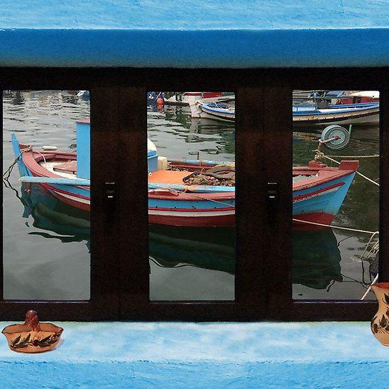 Window Into Greece 6