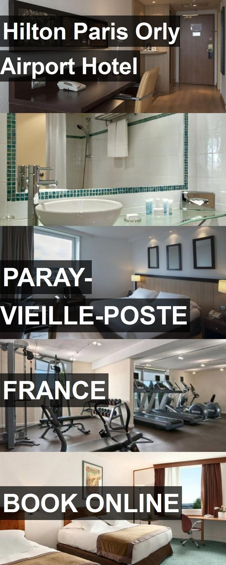 Hotel Hilton Paris Orly Airport Hotel in Paray-Vieille-Poste, France. For more information, photos, reviews and best prices please follow the link. #France #Paray-Vieille-Poste #HiltonParisOrlyAirportHotel #hotel #travel #vacation