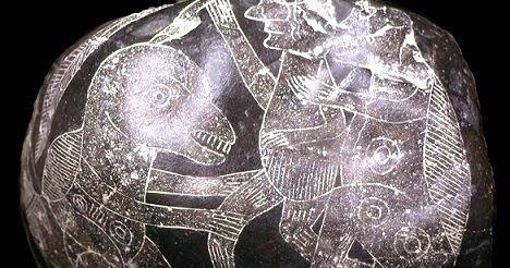 Tarih ve Komplo ///  Çözülemeyen Sır Esrarengiz İca Taşları