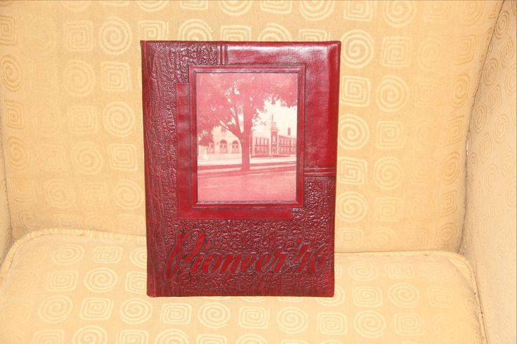 """Pompton Lakes New Jersey High School Yearbook Class of 1946 """"Pioneer"""""""