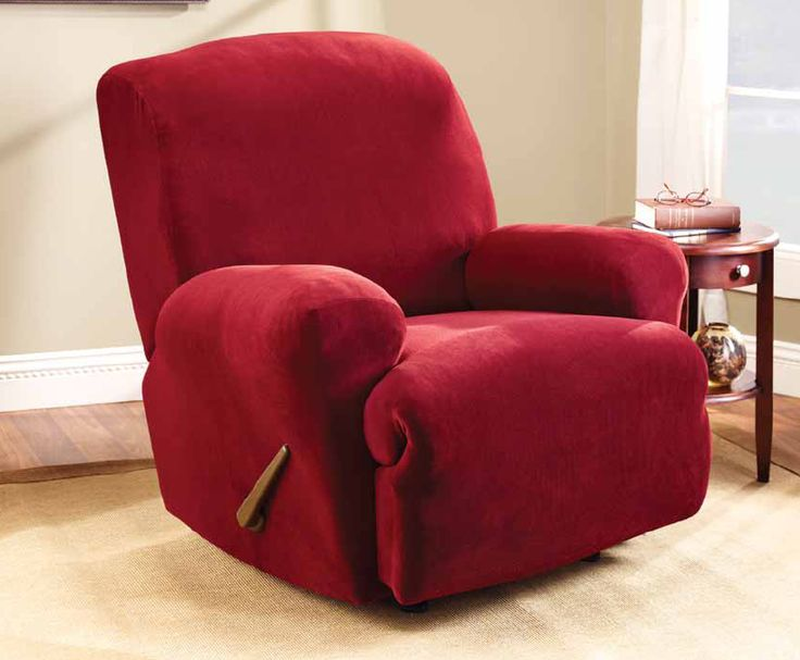 Right Buy - Sure Fit Recliner Chair Cover, $NZ104.06 (http://www.rightbuy.com.au/sure-fit-stretch-recliner-cover-1-seater/)