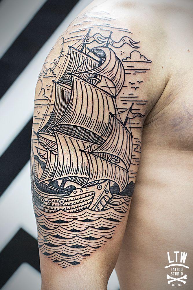Barco por Cisco