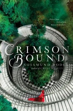crimson bound rosumund hodge book review | www.readbreatherelax.com
