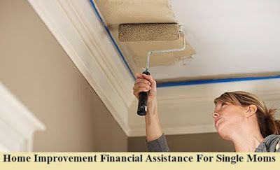 single mothers can avail home improvement grants like ...