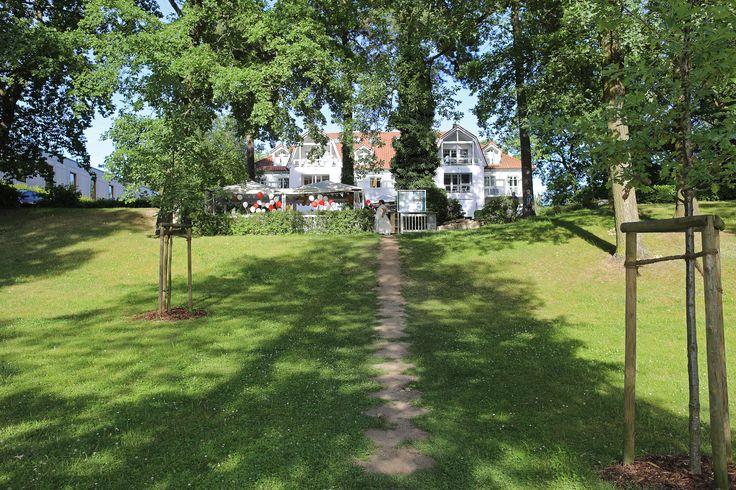 "Unser Hotel ""Victoria am See"" in Bad Saarow"