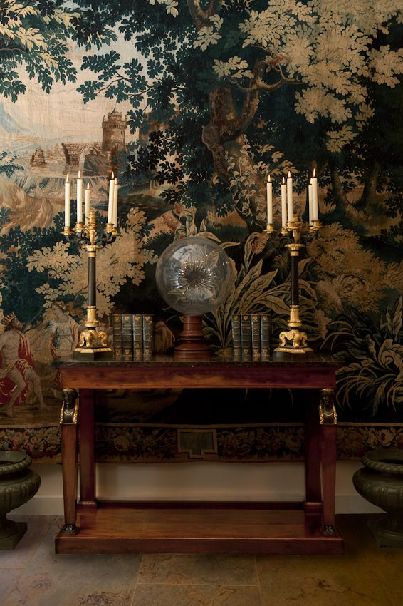 We are having a week off and these are recent photographs taken in the shop      French 18th century marquetry commode  with early 19th cen...