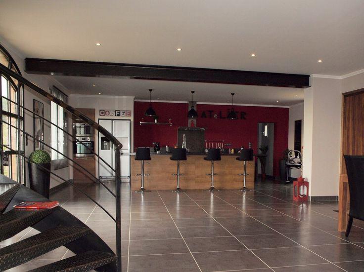 Ventes A vendre aux abords d'un beau village perché du Luberon, maison neuve avec jardin plein sud intérieur moderne et lumineux - Agence Rosier