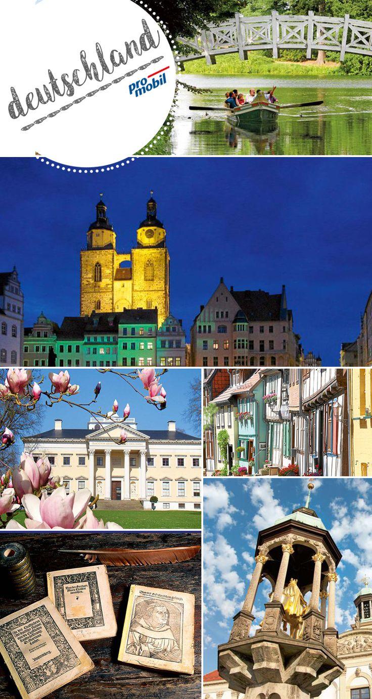 #Wohnmobil-Tour entlang der Straße der Romantik 5 Orte für eine #Kulturreise in…