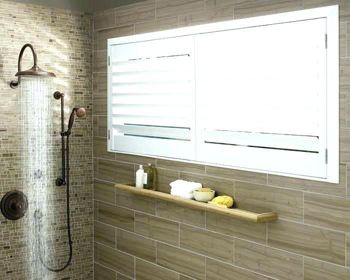 Waterproof Window In Shower Blinds For Shower Window Blinds For