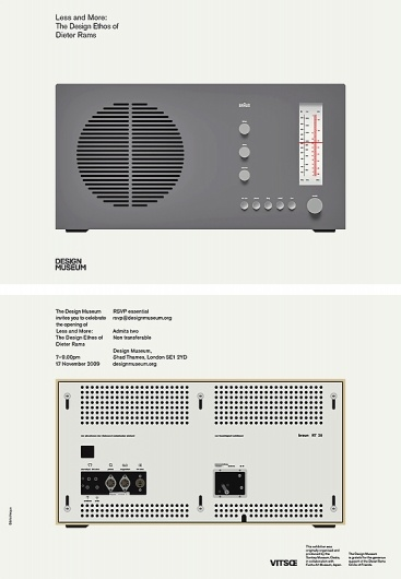 Dieter Rams  #ProductDesign #IndustrialDesign #DieterRams