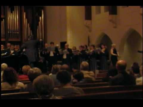 Patrice Rasmussen sings from Rutter's Magnificat with Lake Wale Chorale ...