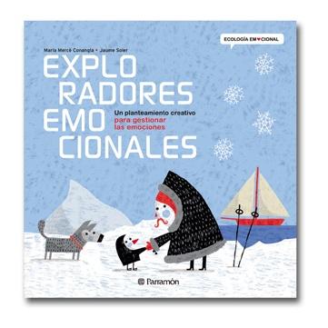 Exploradores Emocionales (ESP) - Un planteamiento creativo para gestionar las emociones