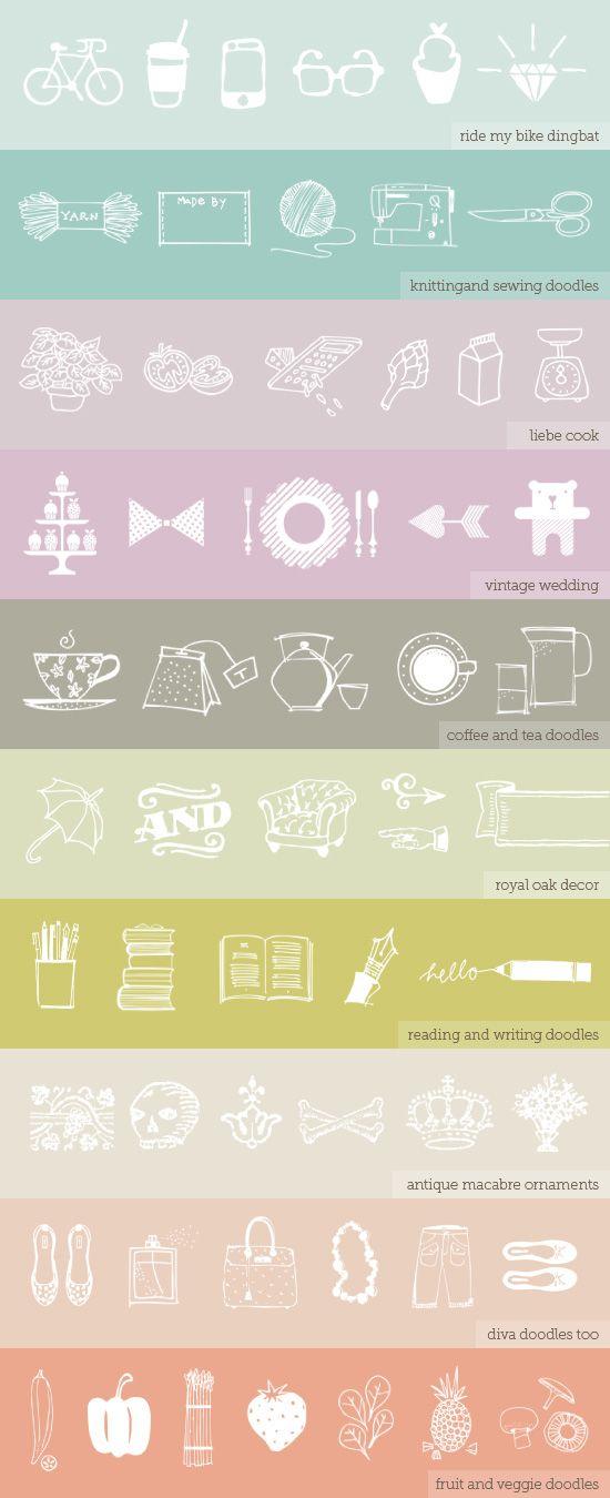 Illustrative Fonts