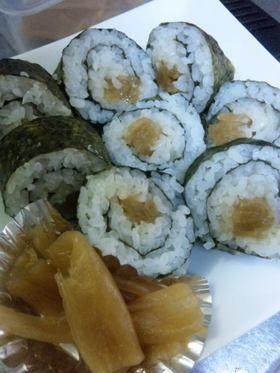 お寿司にかんぴょう煮