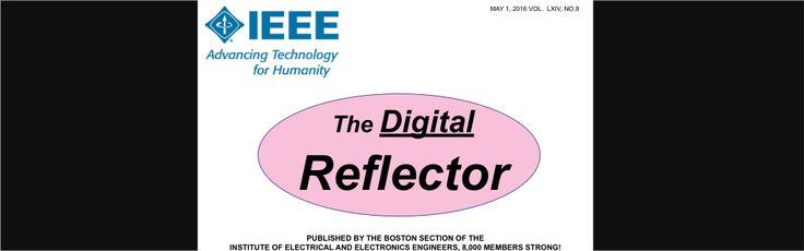 May Digital Reflector Available