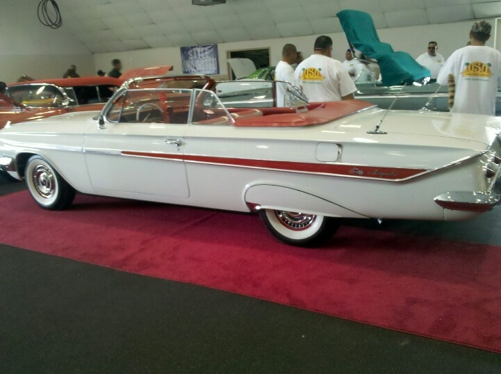 61 Impala... | LowRide mySide | Pinterest | Impalas, Cars ...