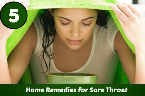 Home Remedies For Sore Throat | Health Villas