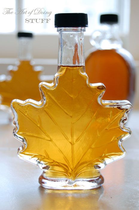 Making your own maple syrup from scratch - tutorial on tapping the trees etc from How to do stuff.