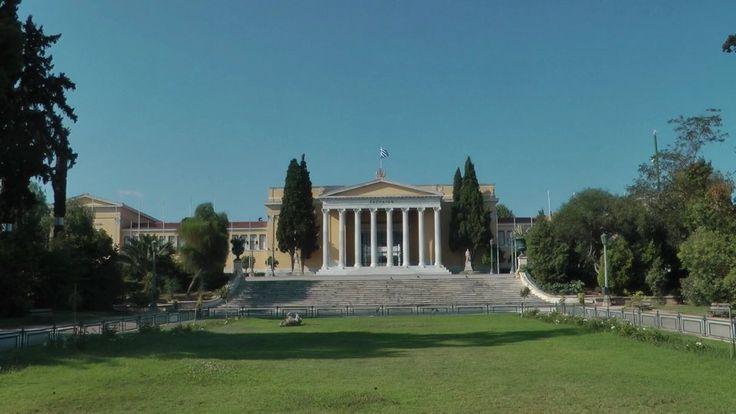 Zappeion, National Gardens, Athens