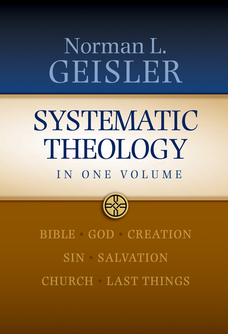 Dr. Norman Geisler - Home Page