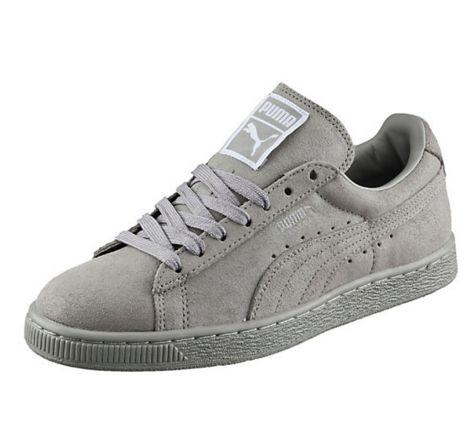 puma shoes grey