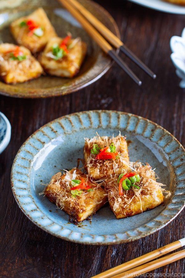 japansk tofu recept